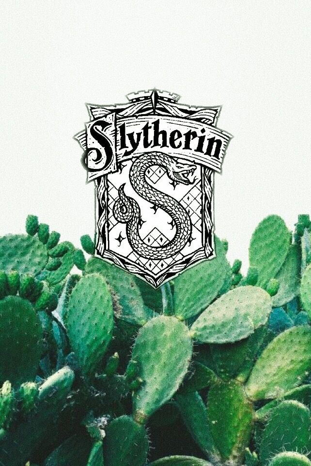 Slytherin Wallpaper Cacti Hp Fondos Fondos De Pantalla