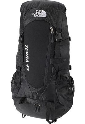 mochila north face terra 45