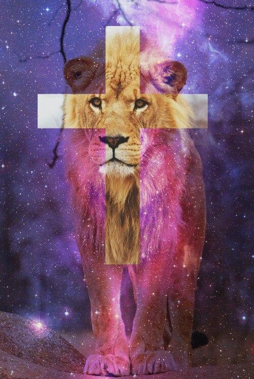 Star Lion Jesus ChristHipster WallpaperCross