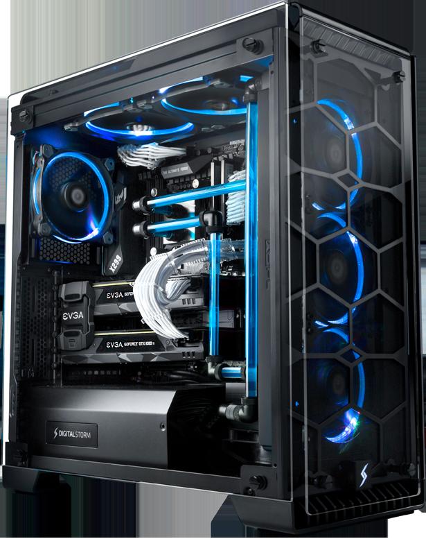 Lumos | Computer Gaming in 2019 | Gaming desktop, Gaming