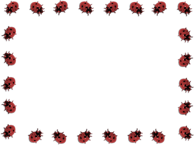 Template For A Ladybug