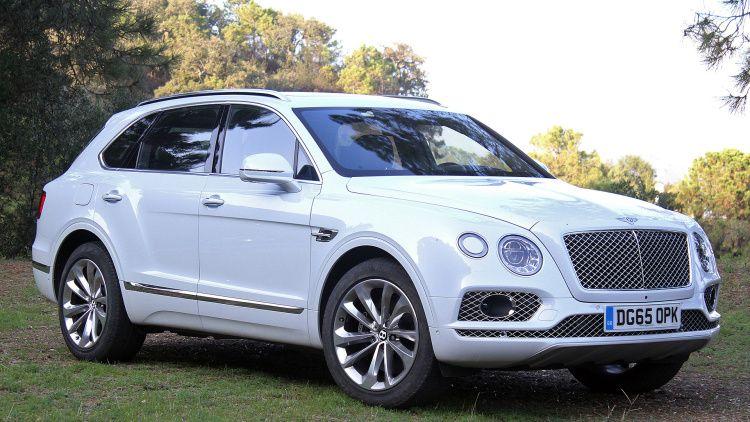New 2016 Bentley Suv