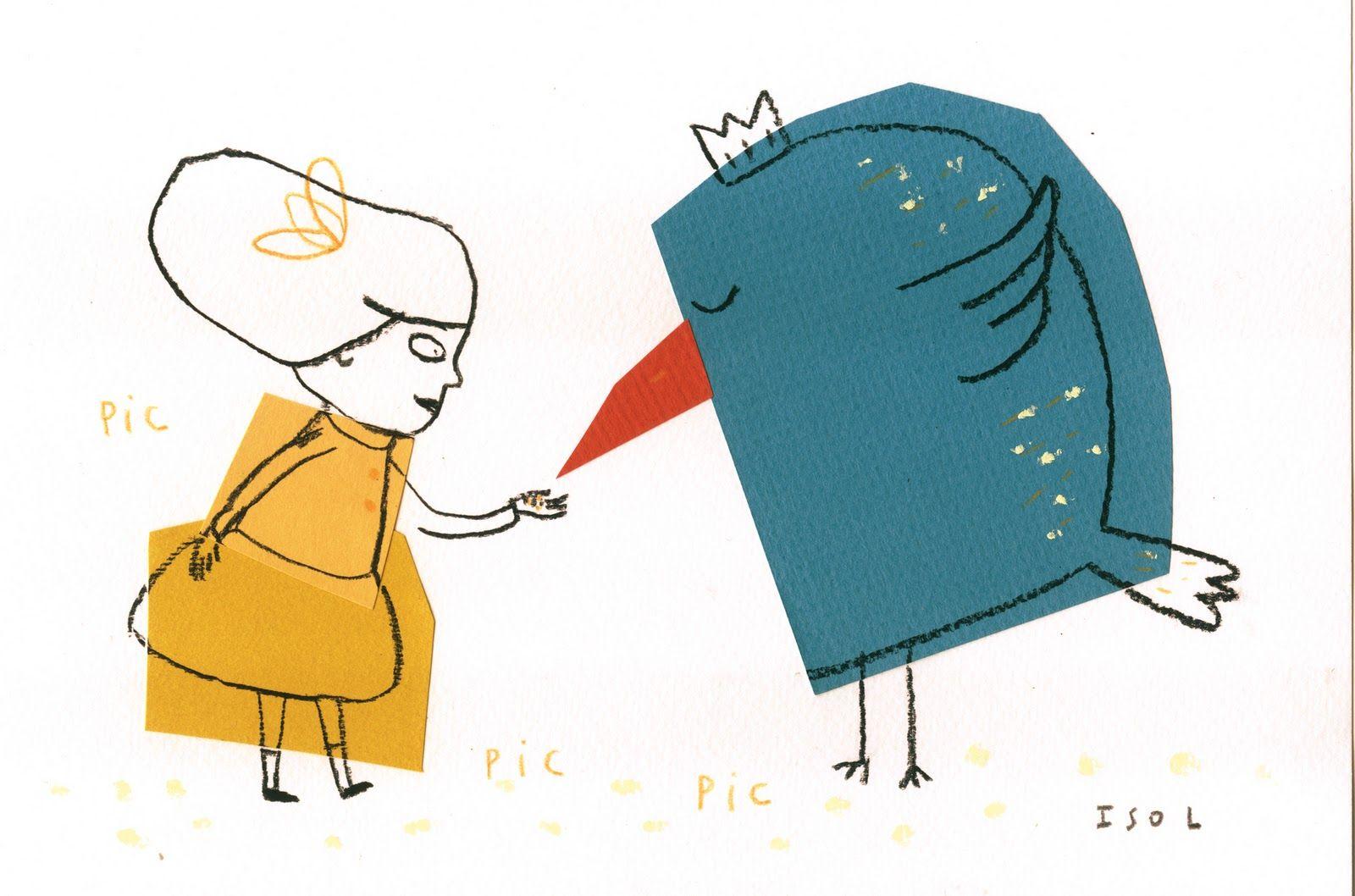 Isol-- mi ilustradora favorita de cuentos infantiles