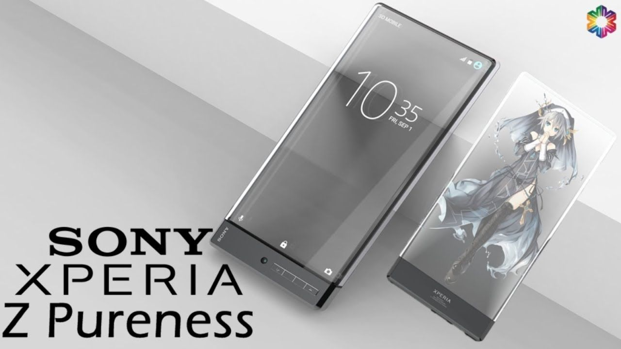 Sony Xperia Z Pureness 2019 Introduction, Concept