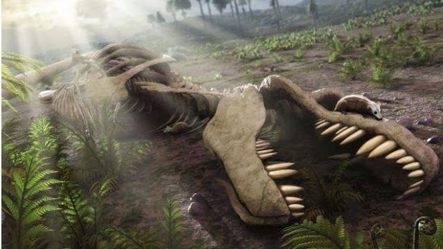 BioOrbis: O Fim dos Dinossauros
