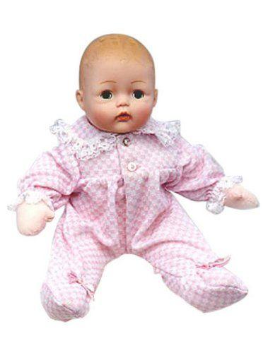 Cheap Pink Check Huggums Caucasian Baby Girl Dolls Baby Dolls Madame Alexander