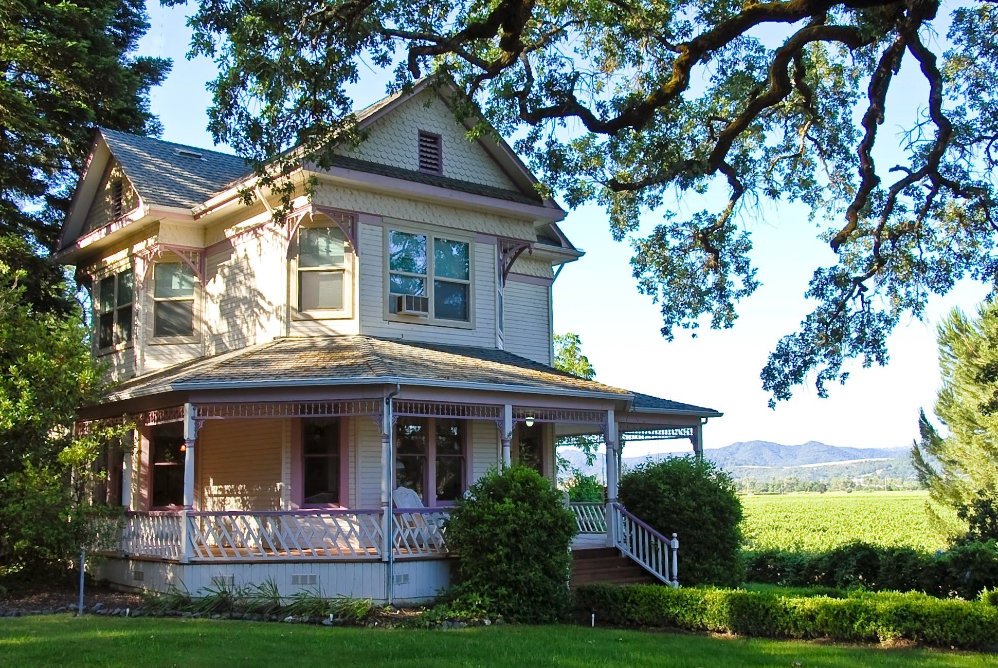 auberge on the vineyard Google Search Old Homeplace