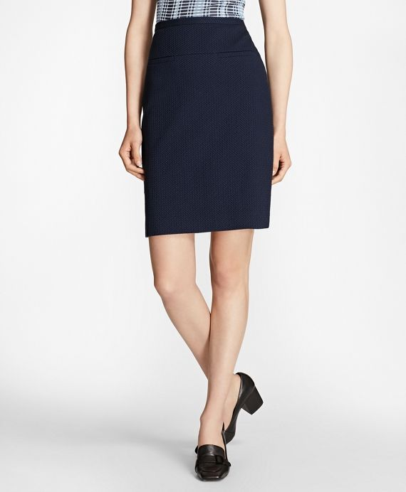 fd6fa2d3f Discover ideas about Brooks Brothers Women. This ultra-chic pencil skirt is  crafted from tactile British boucle tweed ...