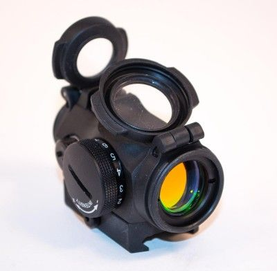 Aimpoint S New Micro T 2 Red Dot Optic Red Dots Guns Ultra Violet