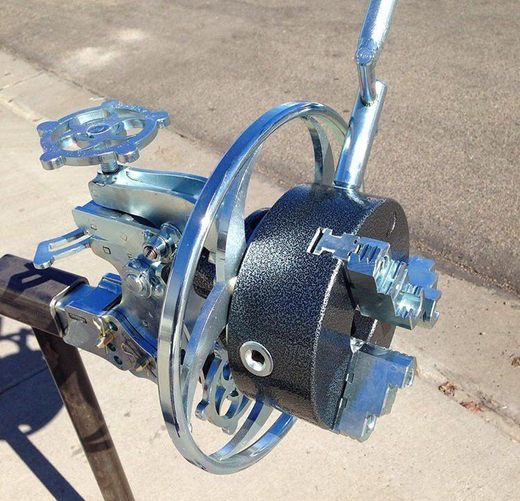 Roll Out Wheel Off The Hook Design Fab Welding S Most Wanted Welding Table Welding Projects Welding