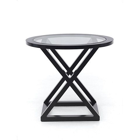 Mercer Street Lacquer Table   White Lacquer   Occasional Tables   Furniture    Products   Ralph Lauren Home   RalphLaurenHome.com | Side Tables |  Pinterest ...