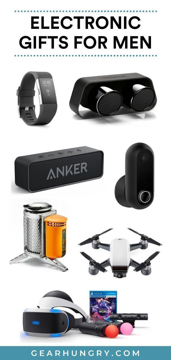 The Best Electronic Gifts for Men