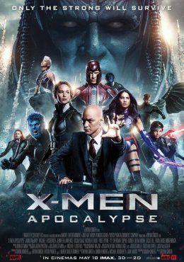 X Men 7 Kıyamet X Men Apocalypse 2016 Türkçe Dublaj Izle