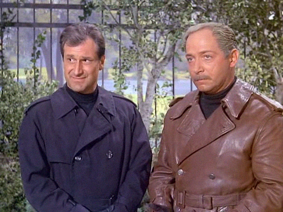 Get Smart: Season 3, Episode 22 Spy, Spy, Birdie (9 Mar. 1968) Bernie Kopell , Siegfried , King Moody , Starker , Mel Brooks, Buck Henry ,