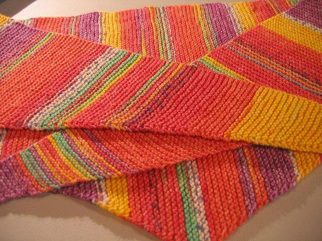 Baktus Scarf Pattern By Strikkelise Craft Crochetknit Pinterest