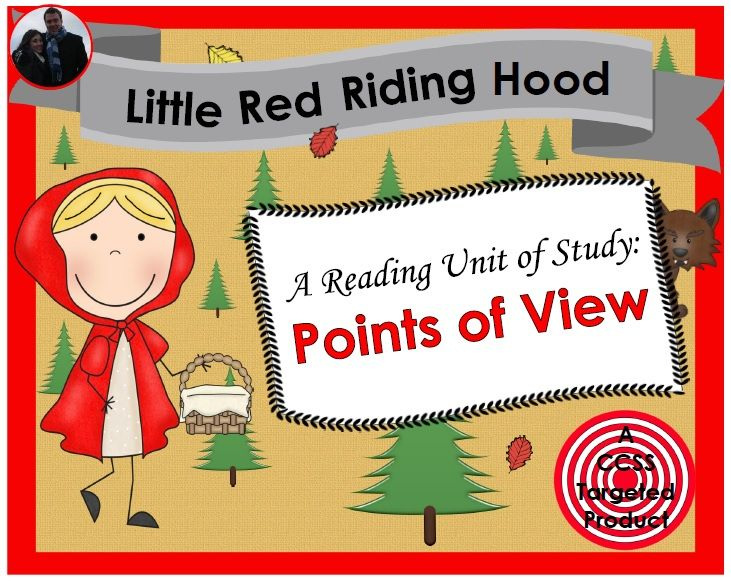 analysis of little red riding hood Free essay: in his story little red riding hood, charles perrault introduces the concept of being wary of strangers to his young audience the story begins.