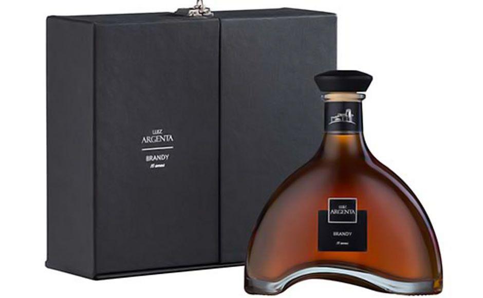 Brandy Luiz Argenta em edição limitada - http://superchefs.com.br/brandy-luiz-argenta-em-edicao-limitada/ - #Brandy, #Destilado, #LuizArgenta, #Noticias