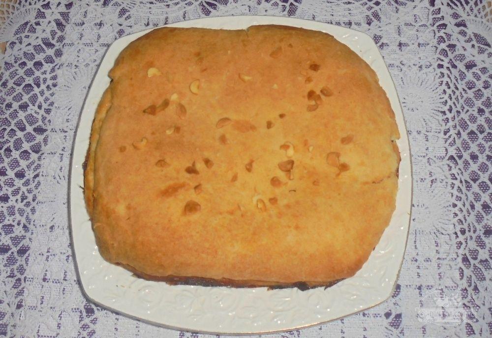 Пирожное с лимонной начинкой: рецепт с фото | Ethnic ...