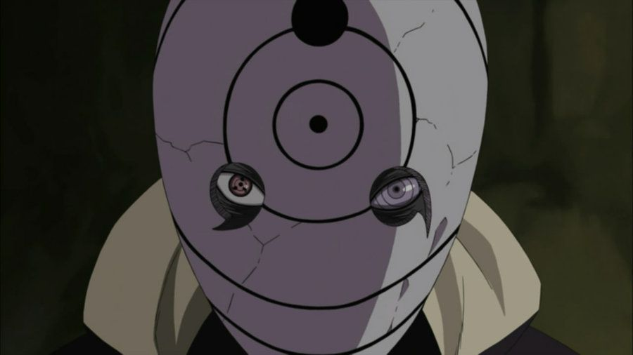 Tobi S Eyes And Mask By Theboar On Deviantart Anime Naruto Wallpaper Anime Naruto