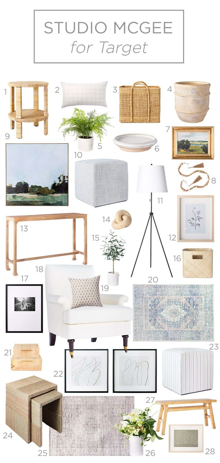 Studio Mcgee For Target What I M Buying Loving In 2020 Target Home Decor Target Living Room Home Decor #target #living #room #table