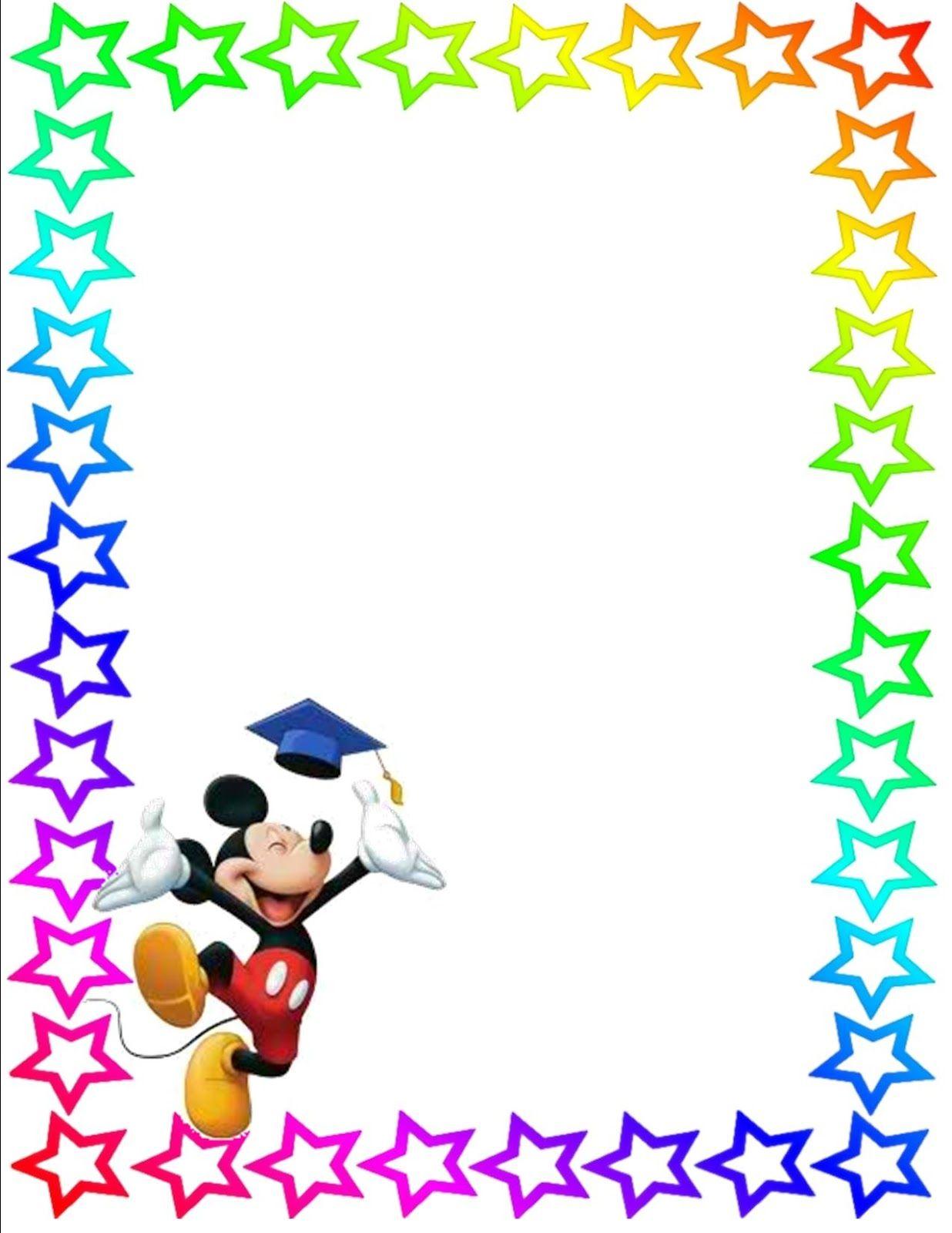 crayon border clipart panda free clipart images disney 39 s rh pinterest com disney christmas clipart borders