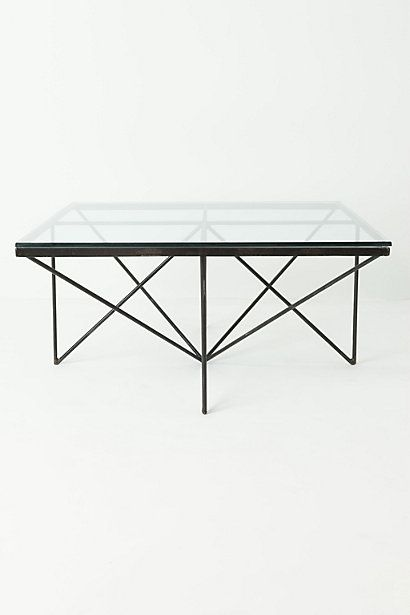 Origami Coffee Table #anthropologie