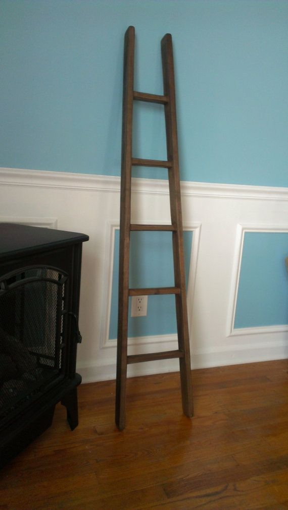 This Item Is Unavailable Alder Wood Wood Ladder Quilt Ladder