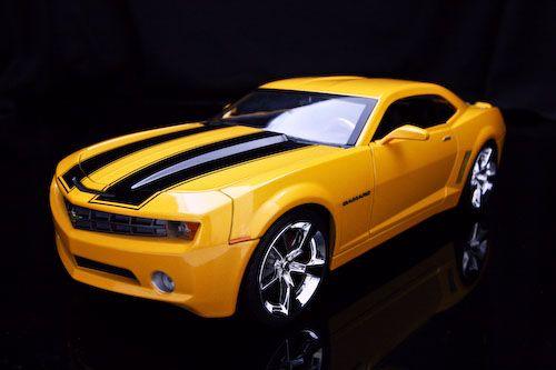 For Sale on AutoTrader: Bumblebee Camaros - Autotrader