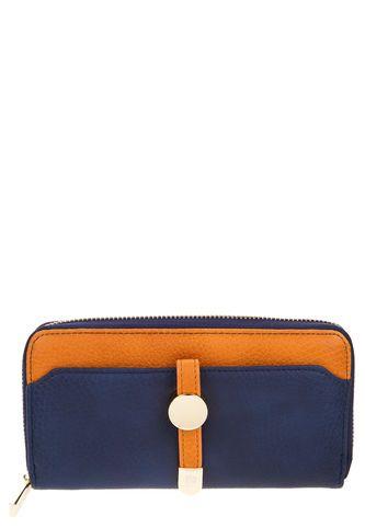 c67e4e2d5 Billetera Azul Pierre Cardin Pierre Cardin | ropa para trabajar en ...