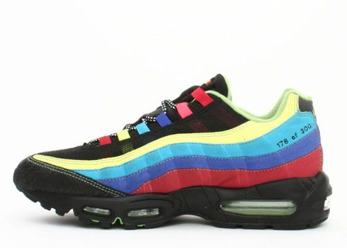 7c4f79816819 Nike Air Max 95    Sole Collector Cowboy Special