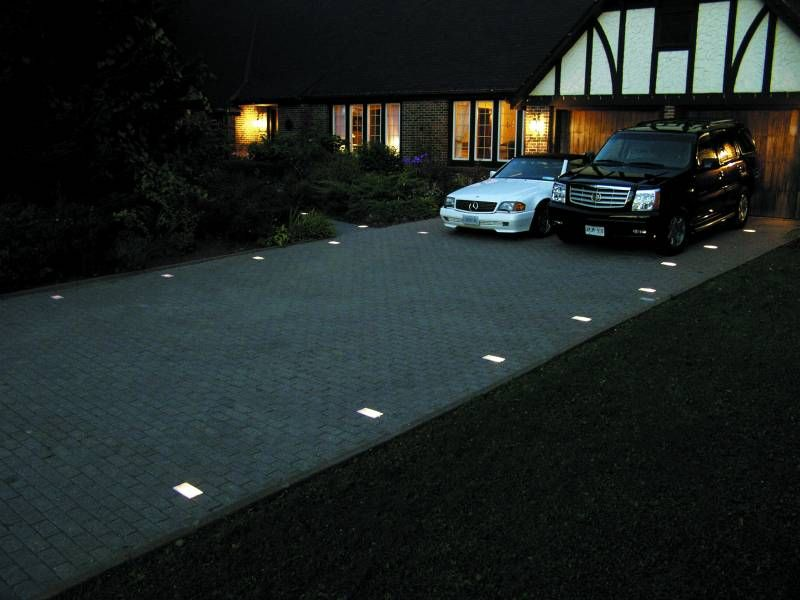 Paver Brick Lights Kit With Transformer