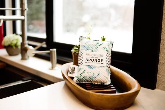 Washable Sponge Perfect Addition To The Ecofriendly