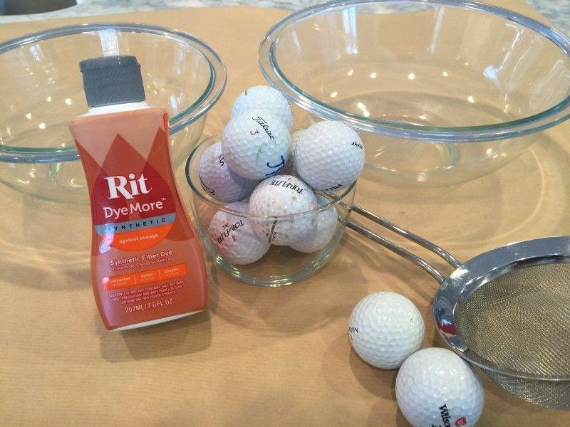 Dyeing Golf Balls Rit Dyemore Rit Dye Rit Dye Purple Dye