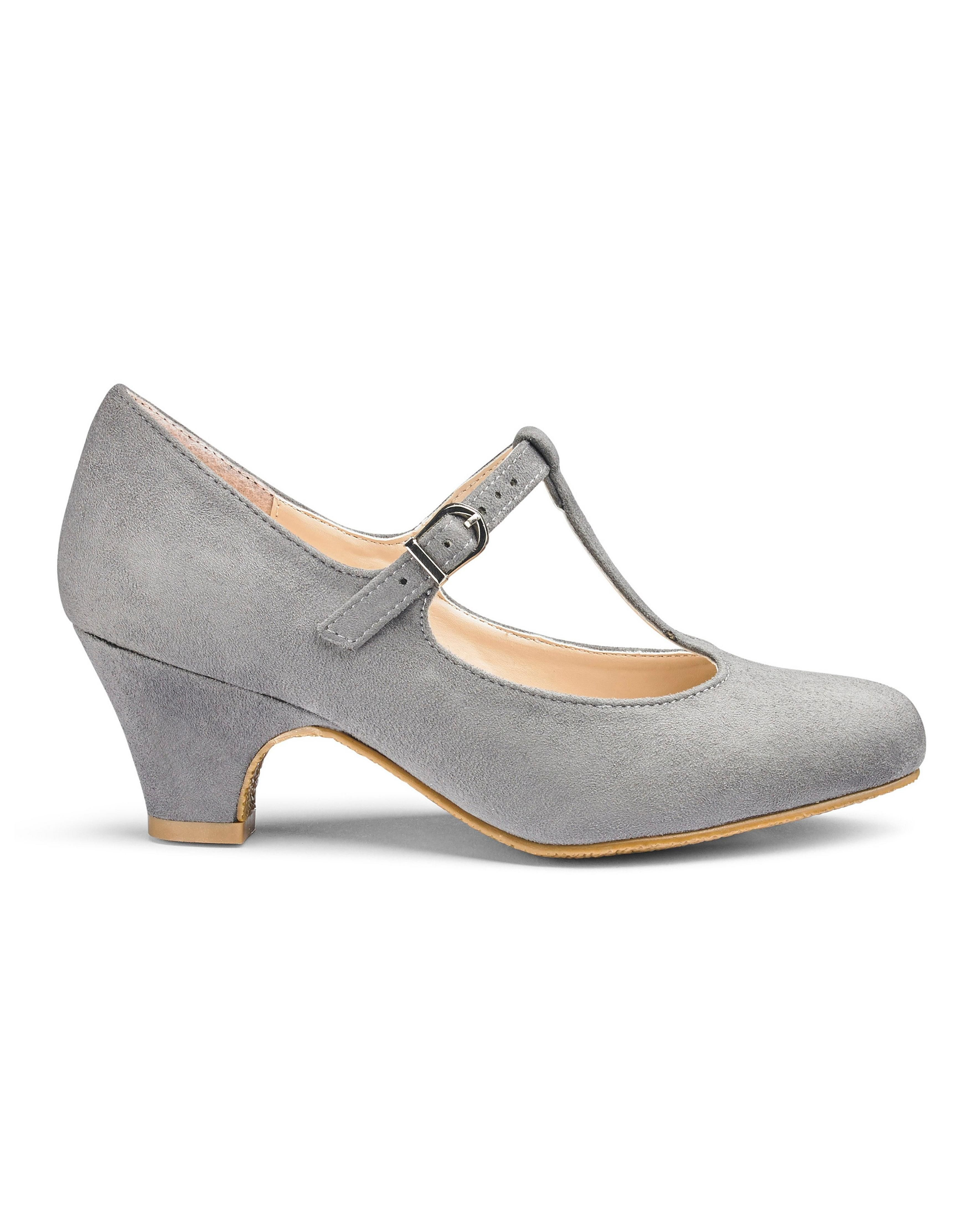 Heavenly Soles T Strap Shoes available in multiple colors ...