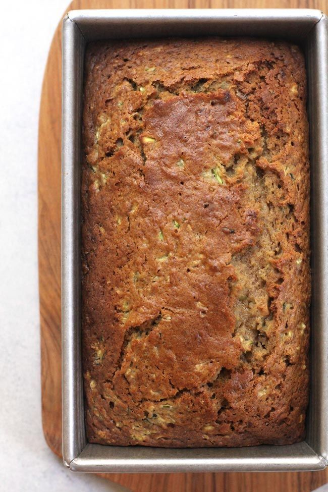 Honey Cinnamon Zucchini Bread Honey Cinnamon Zucchini Bread is unbelievably moist thanks to shredded zucchini and olive oil. The taste is out of this world with the addition of honey and cinnamon, and this easy bread reminds me of fall! |  |