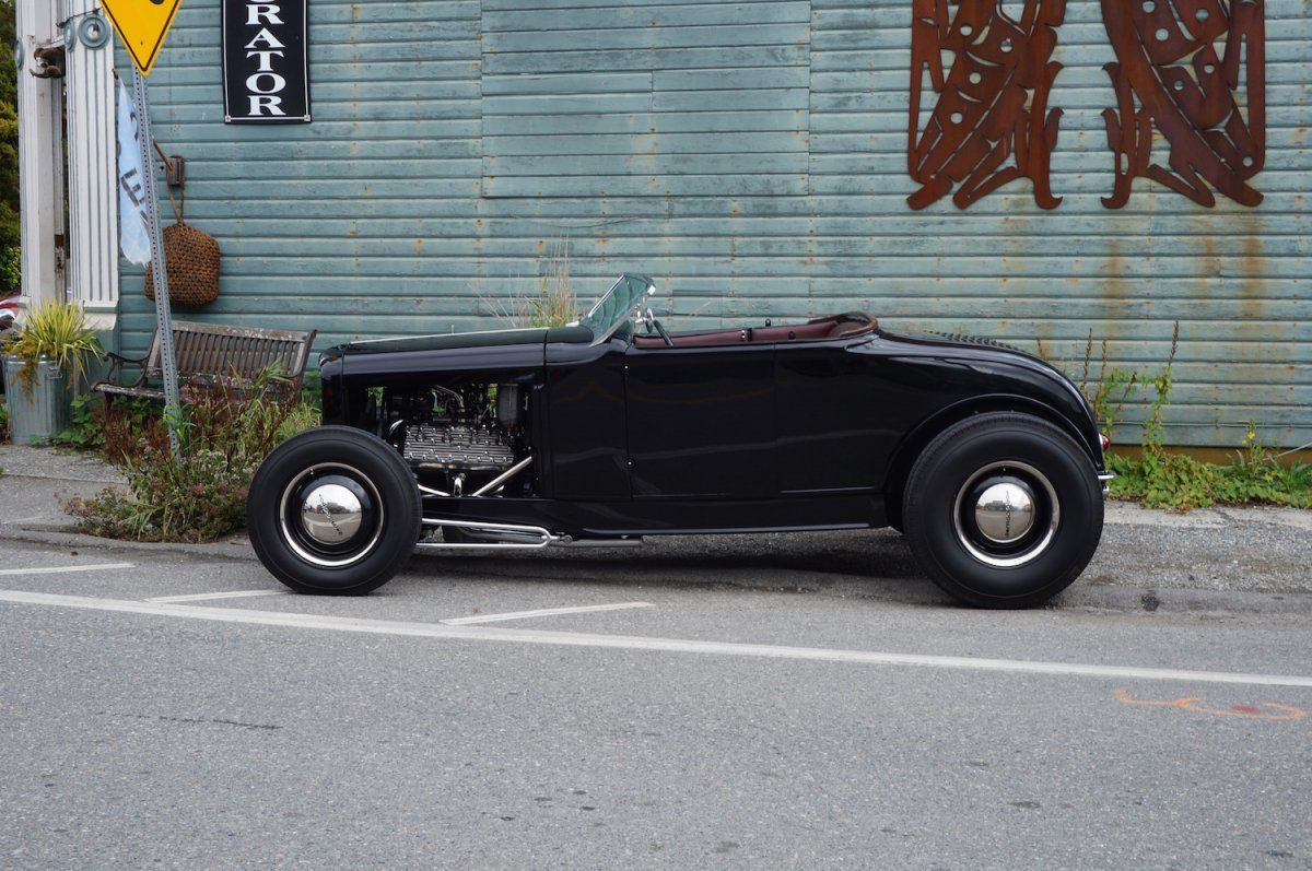Hot Rods - If you could pick a car that epitomizes the word \