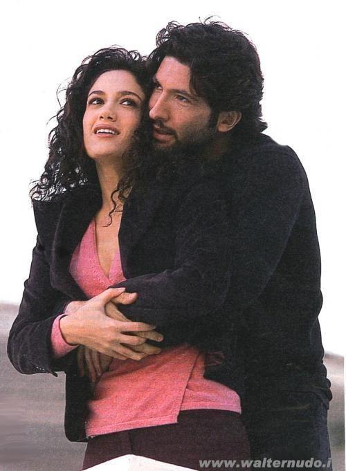 Samuela Sardo és Walter Nudo