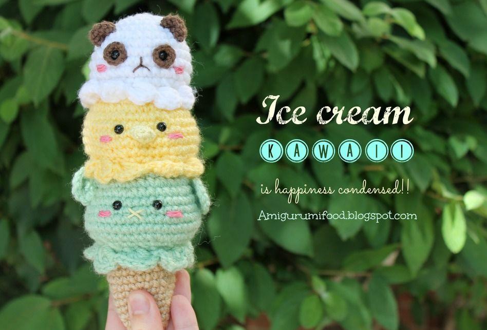 Ice cream Kawaii!!