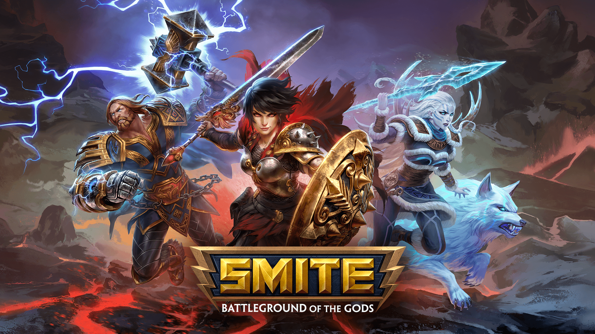 Free Gems Smite Sword And Sorcery Smite Character Illustration