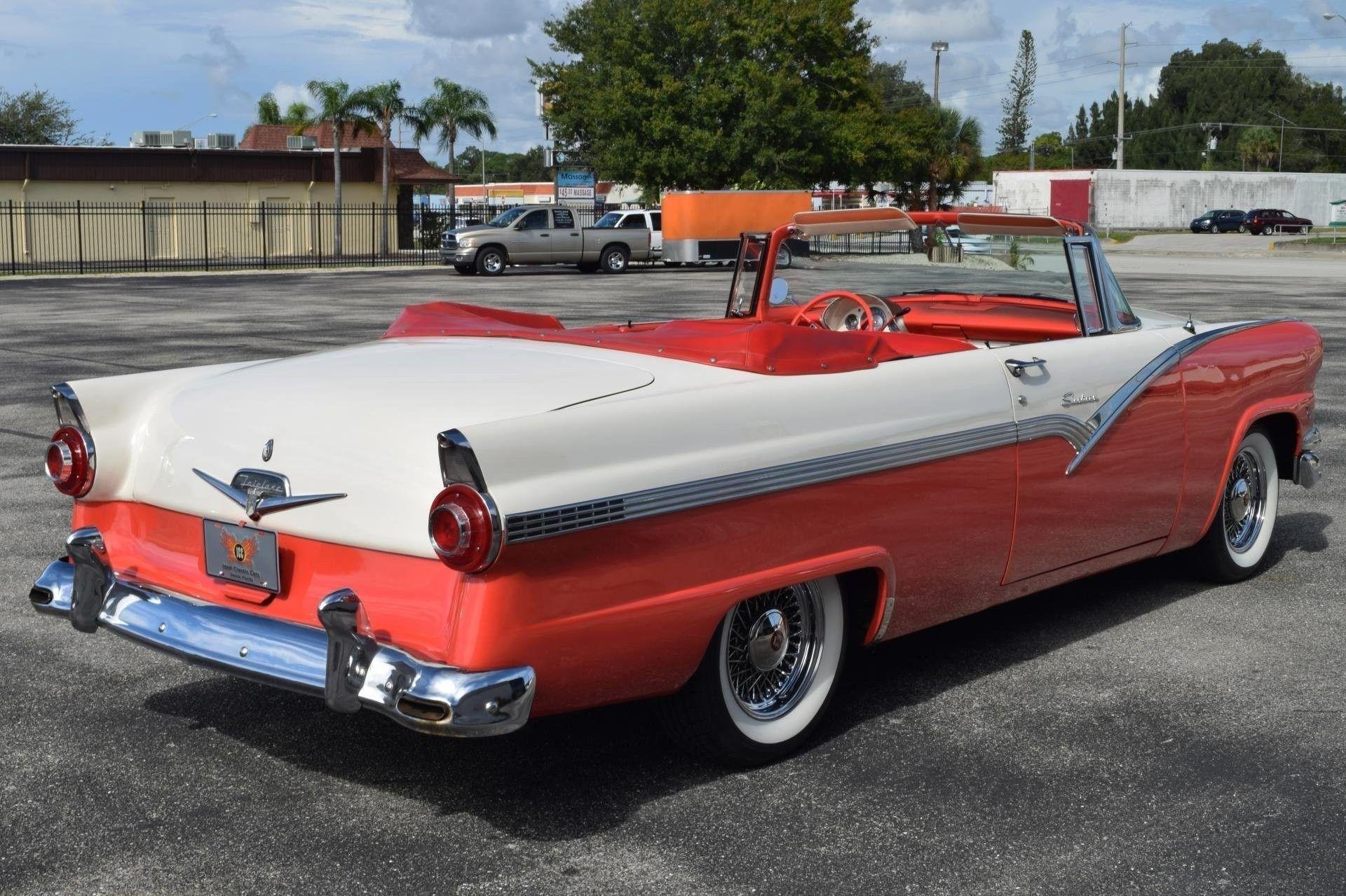 1956 Ford Fairlane Sunliner American Classic Cars Best Classic
