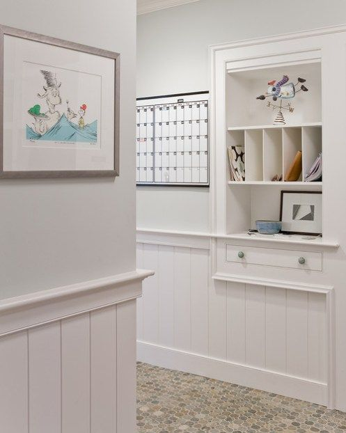 Home Organization, Mudroom Cubbies