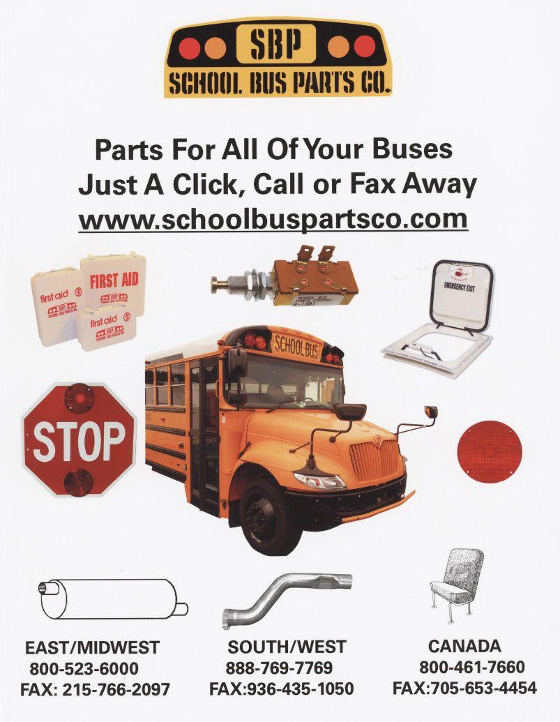 School Bus Parts Company Online School Bus Conversion