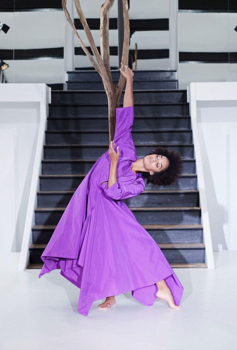 Maison Rabih Kayrouz коллекция   Коллекции весна-лето 2017   Париж   VOGUE