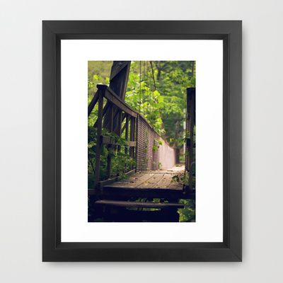 """Indiana Summer Framed Art Print  by Amy J Smith Photography - $37.00 Available up to 26""""x38""""  Along with other interior design products: pillows, duvet covers, shower curtains, and more!"""