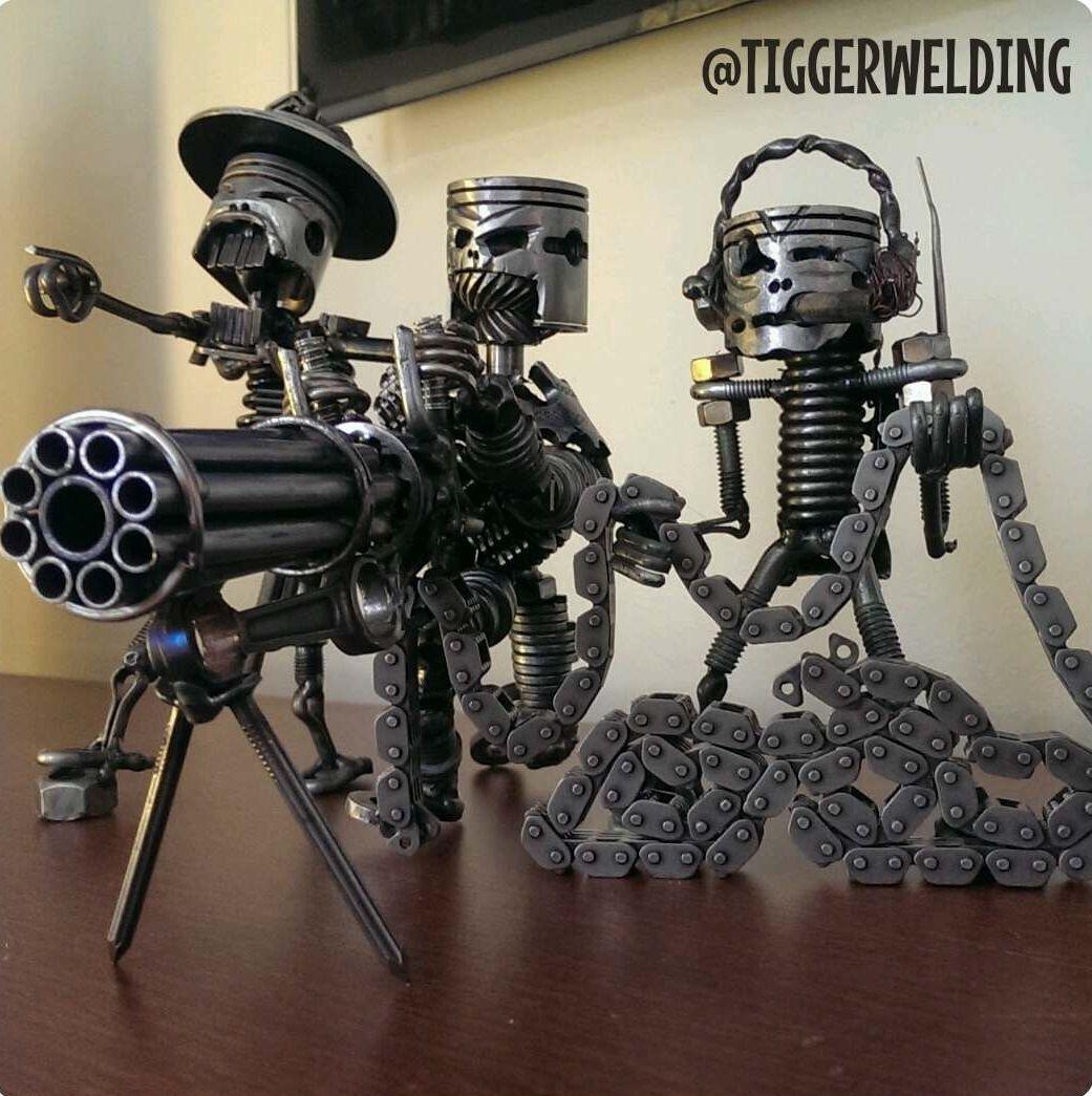 The Piston Head Army