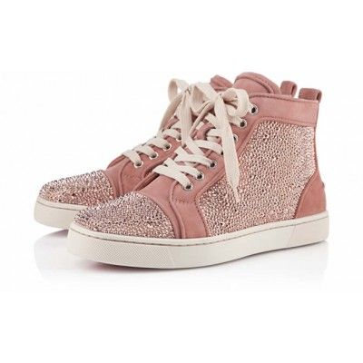 buy online cb25b f7dc7 Christian Louboutin - Trainers - Shoes - Women - Online ...