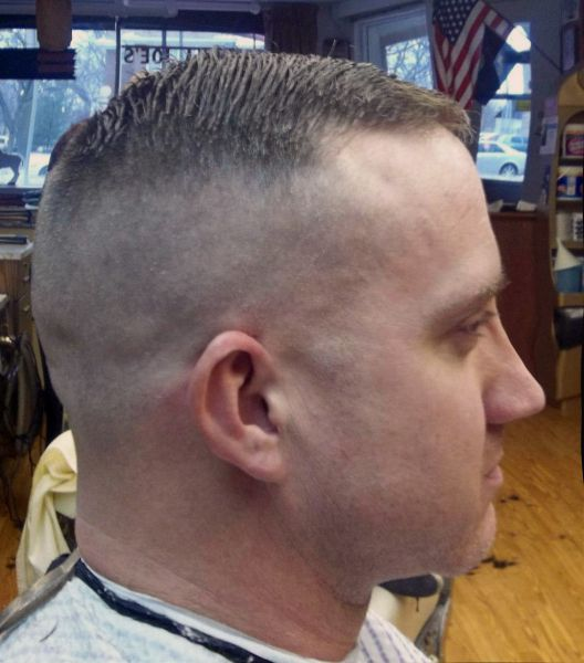 hair style mens haircut side part barbershops 3357