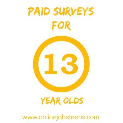 Online Surveys For Teens College Students Jobs For Teens