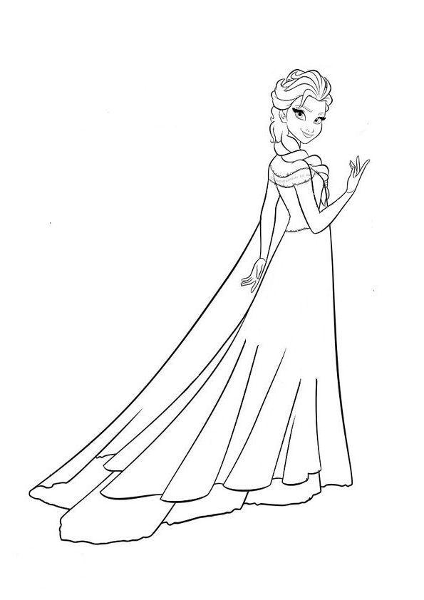 ausmalbilder eiskönigin elsa e1551072415159 | disney