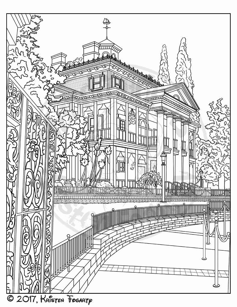 Coloring Pictures Of Nocturnal Animals In 2020 House Colouring Pages Coloring Pages Nature Coloring Pictures